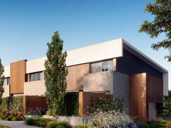 Concrete Brick in Modernist Canberra