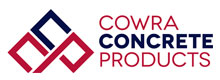 cowra concrete products logo
