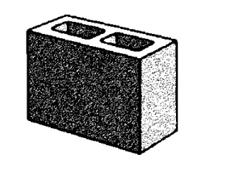 grey block 10.02 hollow quarter