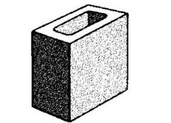 grey block 10.03 hollow quarter