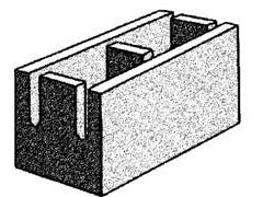 grey block 20.20 knock-out bond beam