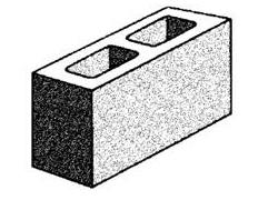 grey block 15.01 hollow - full length