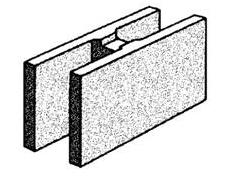 grey block 15.48 'H' block