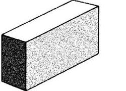 grey block 10.31 solid - full length