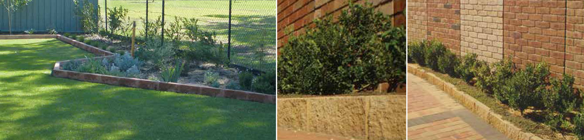 cowra concrete products garden edging