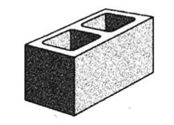 grey block 20.01 hollow full length