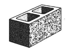grey block 10.01 hollow - full length