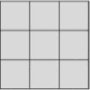 stack bond paver layout